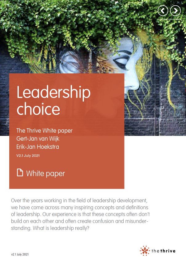 Whitepaper Leadership Choice EN